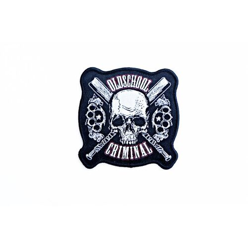Oldschool Criminal Patch